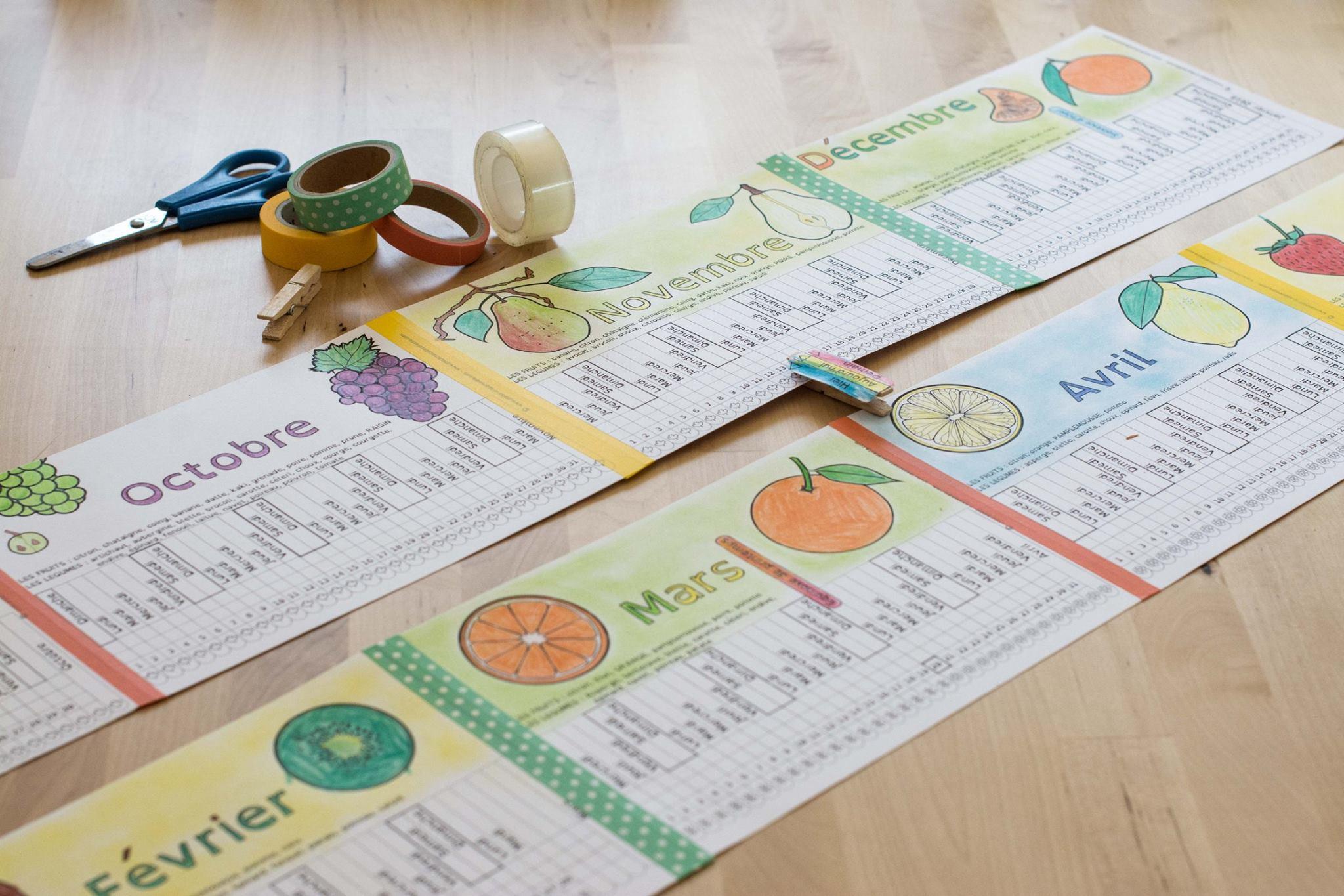 Poutre Du Temps Montessori Le Mag De Miel Citron