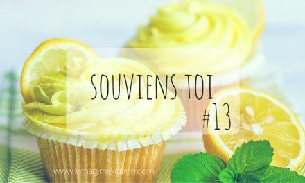 Souviens toi #13