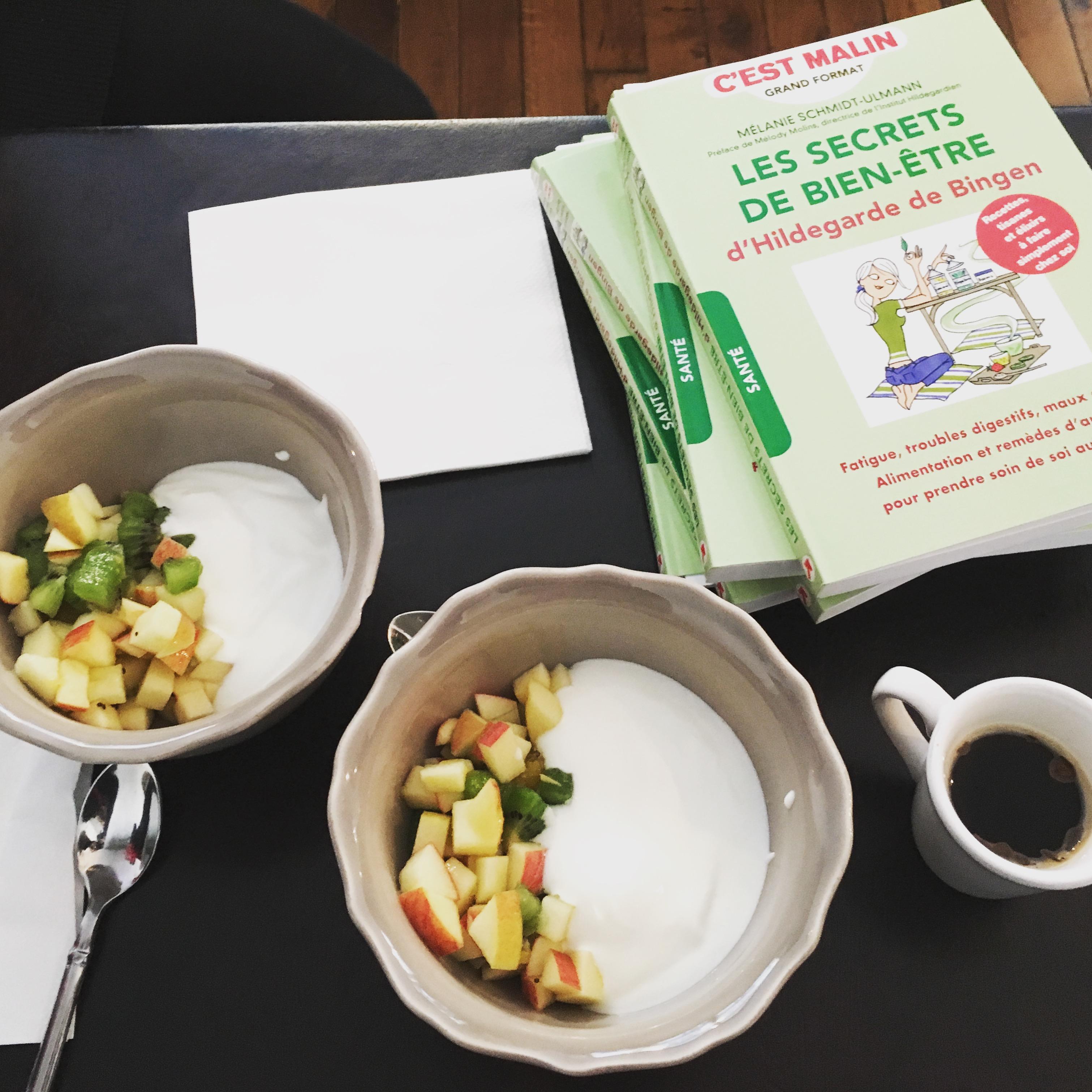 petit dejeuner alimentation saine et bio hildegarde de bingen