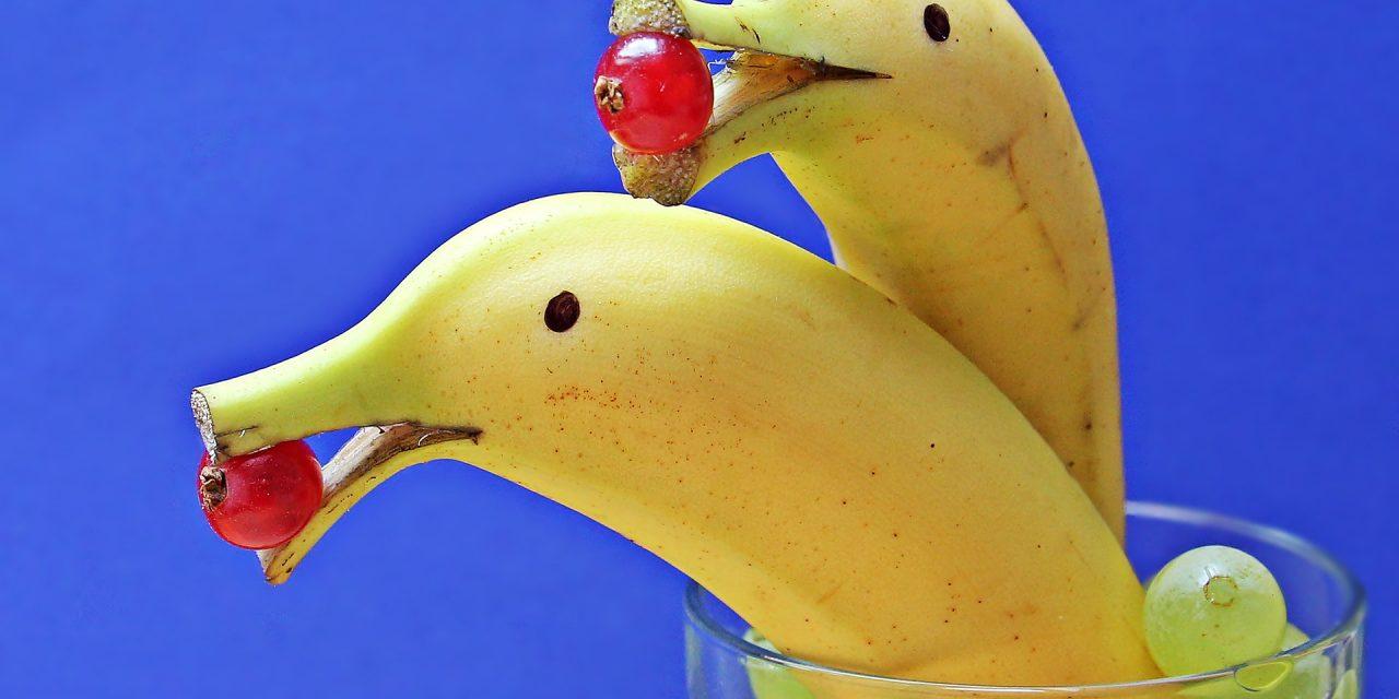 Dans la vie comme dans votre cuisine : ayez la banane !