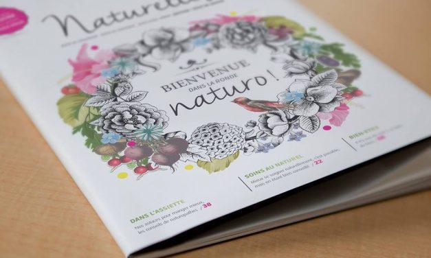 Passez en mode Naturelles, le magazine qui fait du bien.