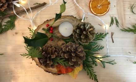 Un DIY de Noël 100% naturel (ou presque !)