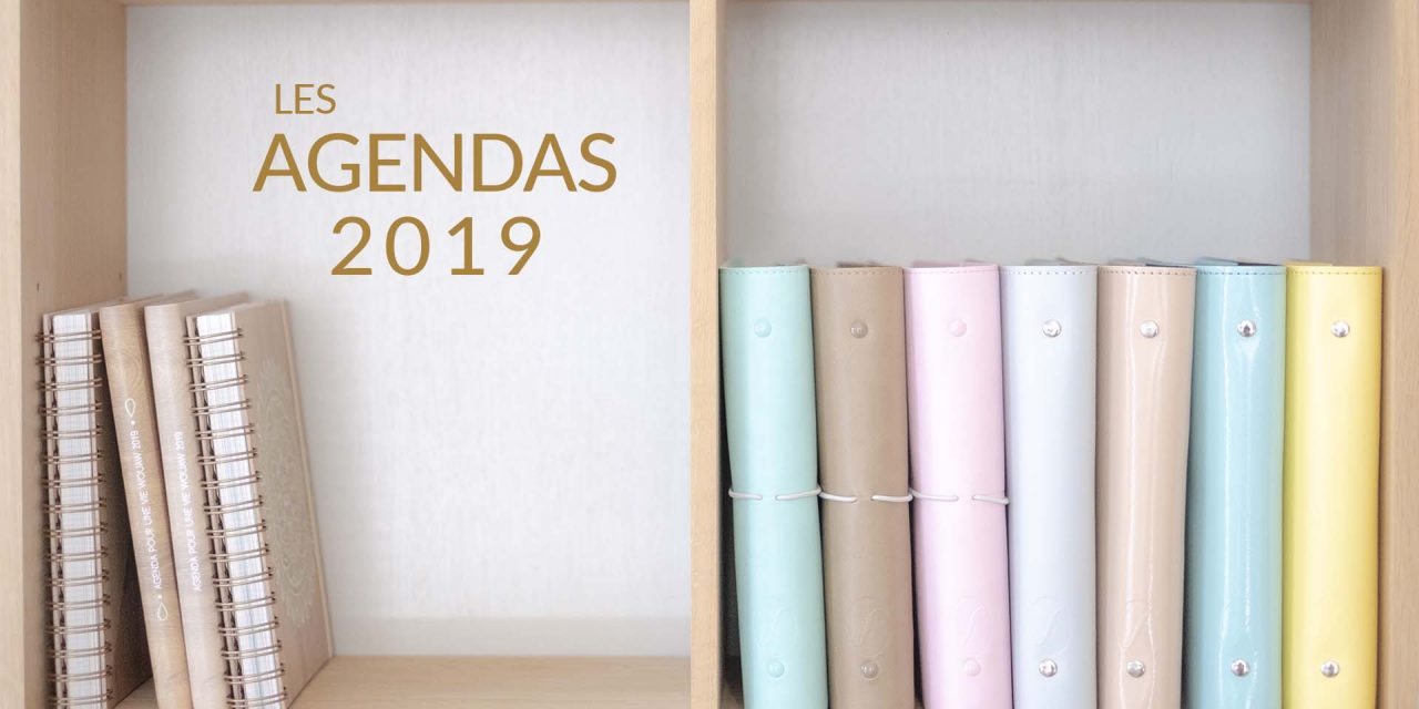 HAPPY FLOW : l'agenda qui rendra 2019 WouaW